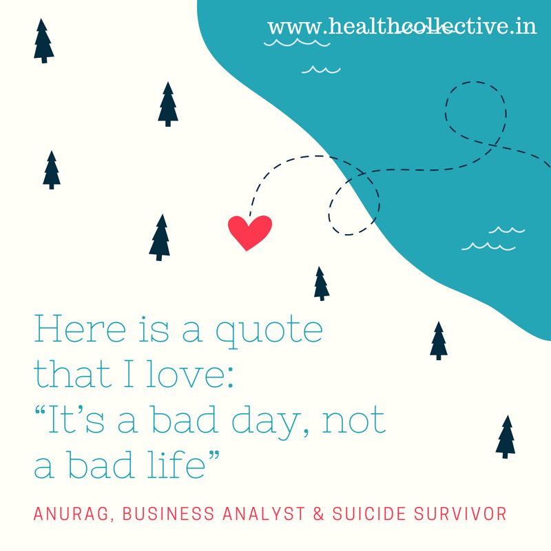 Suicide Survivor Quote May 2018