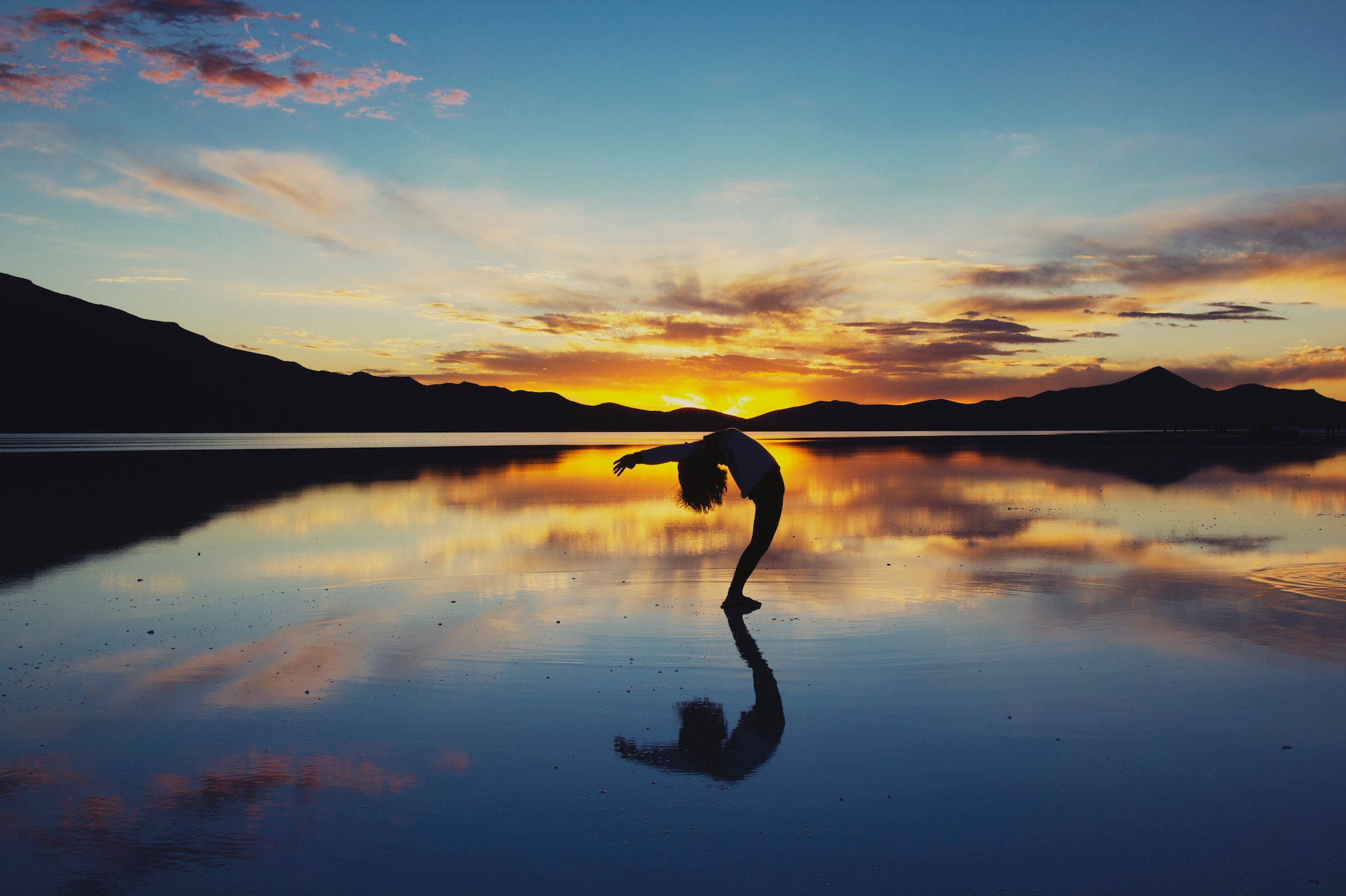 Unsplash Photo on Yoga