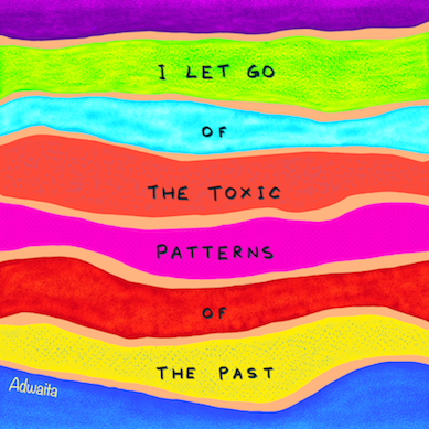Affirmations Toxic Patterns Let Go
