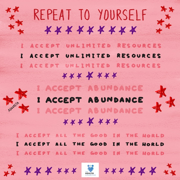 Affirmations in July