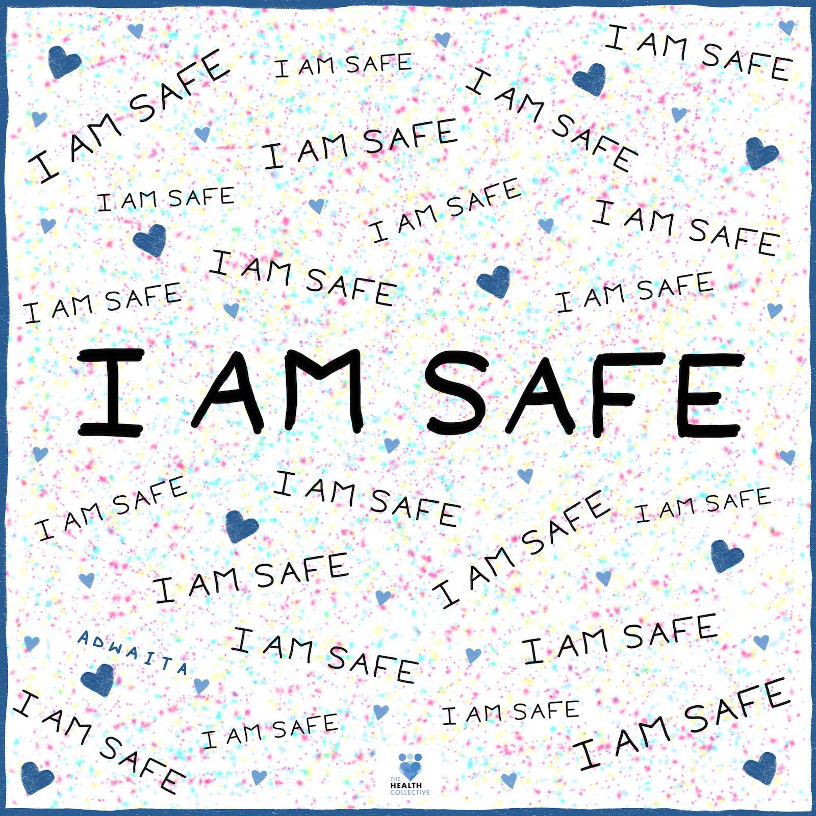 Affirmation I Feel Safe