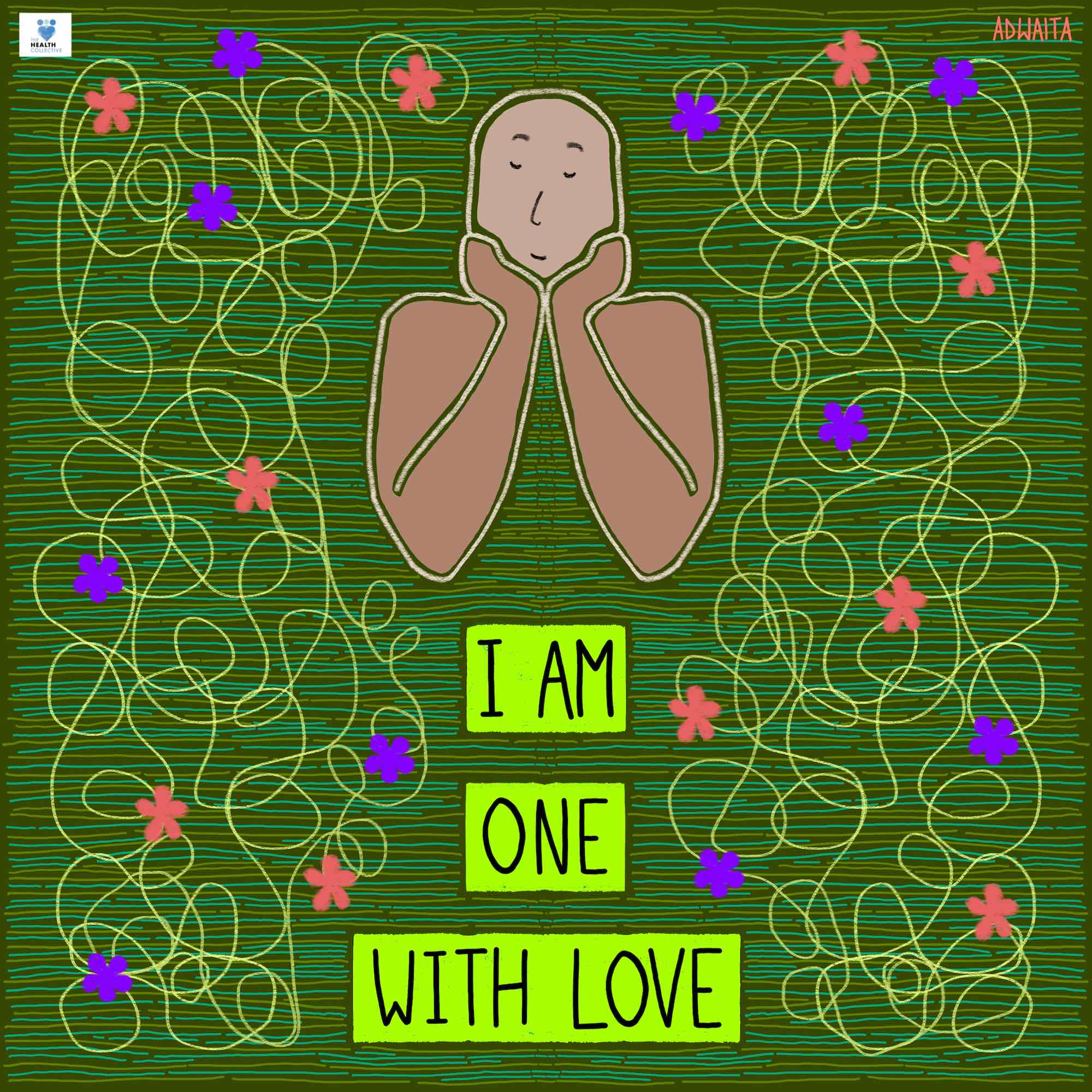 Affirmations are a positive mental health series