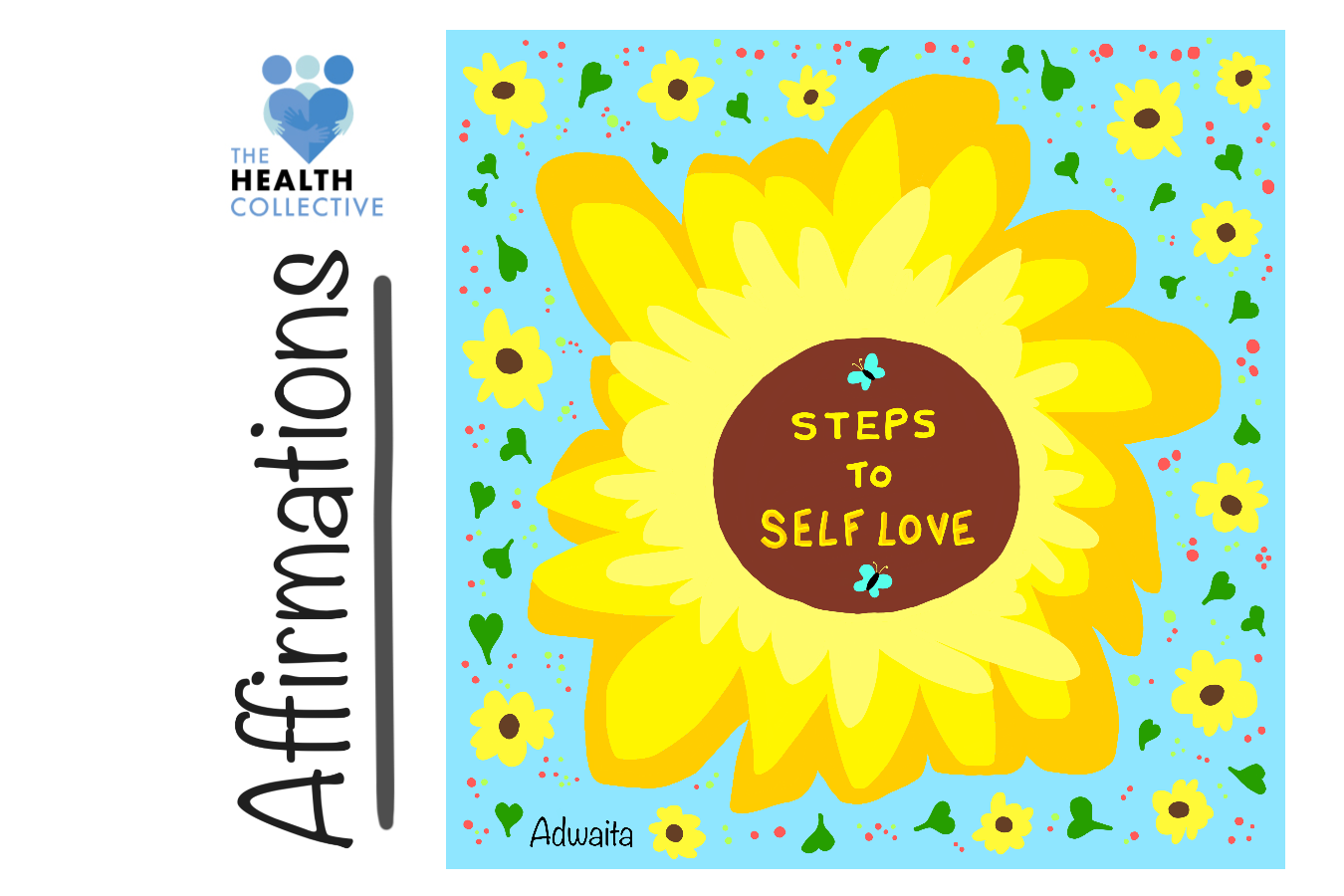 Health Collective Affirmations Title page