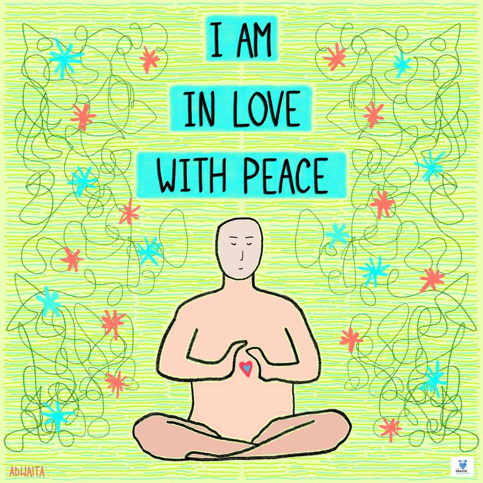 Affirmation Love Peace