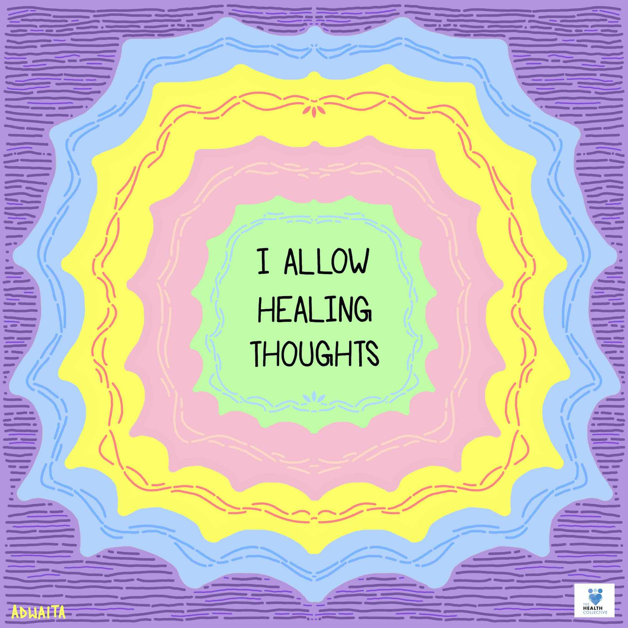 Health Collective Affirmation Healing