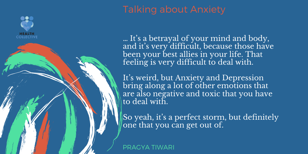 Quote on Anxiety