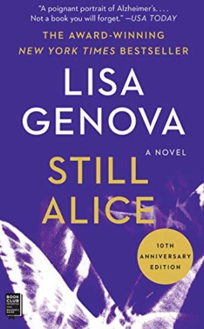 Book Cover Still Alice