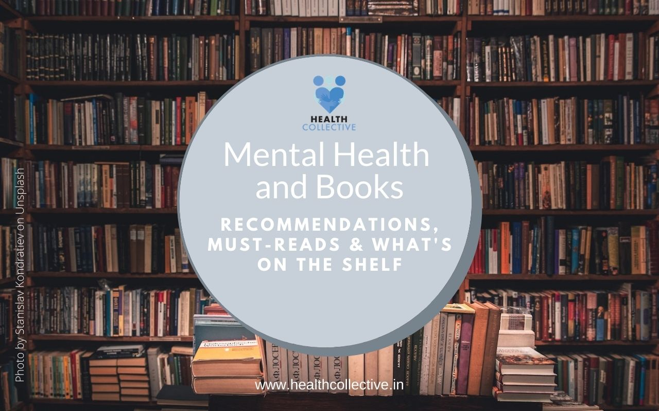 Book Shelves for Mental health books