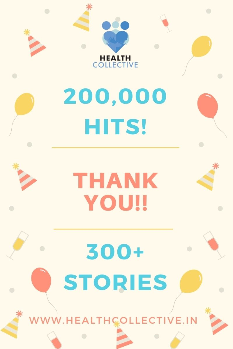 Health Collective crosses 200K hits