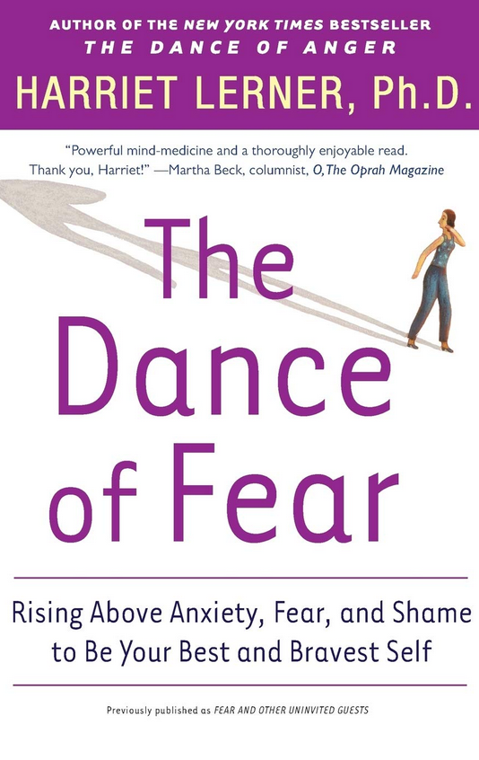 The Dance of Fear book