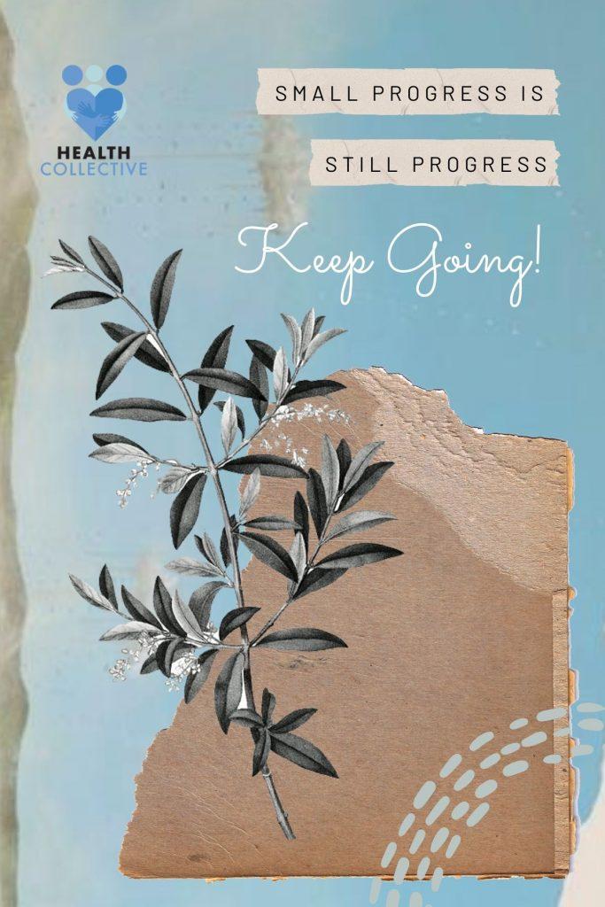 Progress postcard by Ishita Mehra