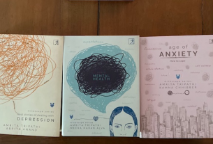 Three Mindscape books by The Health Collective
