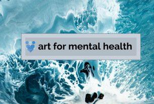 Art for Mental Health Banner